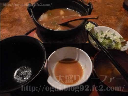 銀シャリ家御飯炊けるランチおかわり自由022