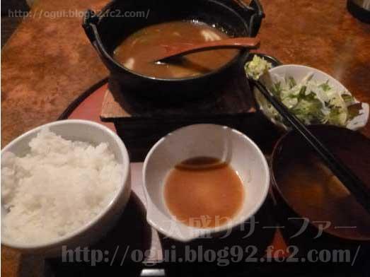 銀シャリ家御飯炊けるランチおかわり自由023