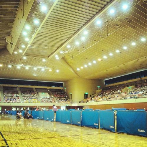仙台市体育館2012.09.16