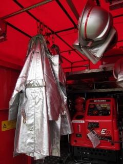 消防団 小型動力ポンプ付積載車