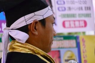 岡崎消防本部 グレート家康公「葵」武将隊 一日消防署長イベント