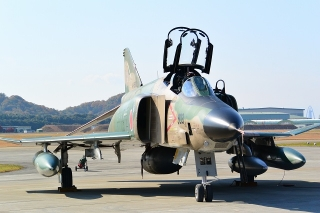 岐阜基地航空祭 RF-4E
