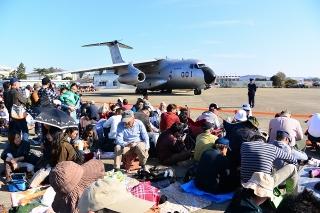 岐阜基地航空祭 C-1FTB