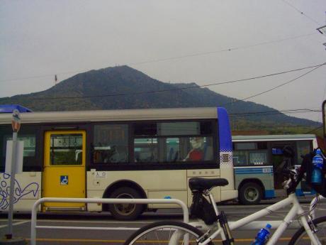 旧筑波駅バス