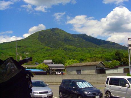 りんりんロード筑波山