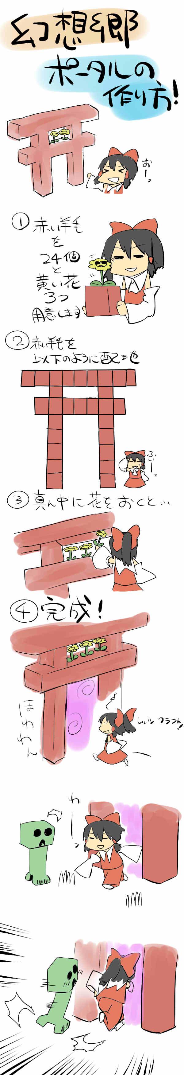 幻想郷ポータル
