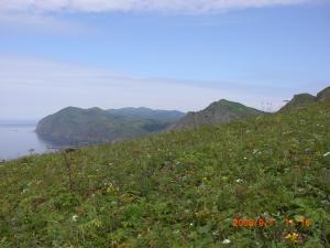 2008年9月桃岩遊歩道