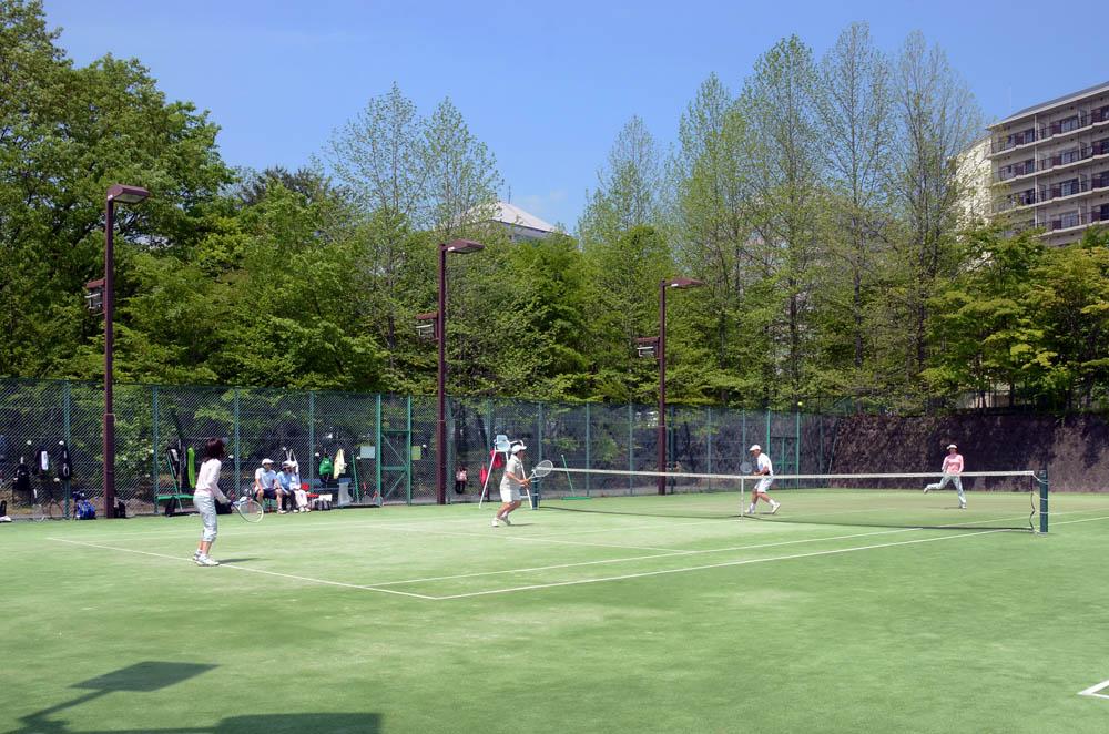 テニス合宿3