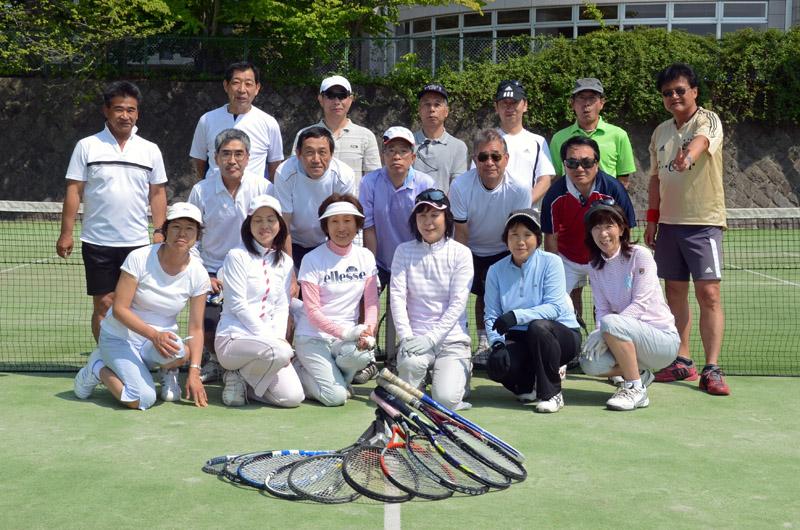 テニス合宿8