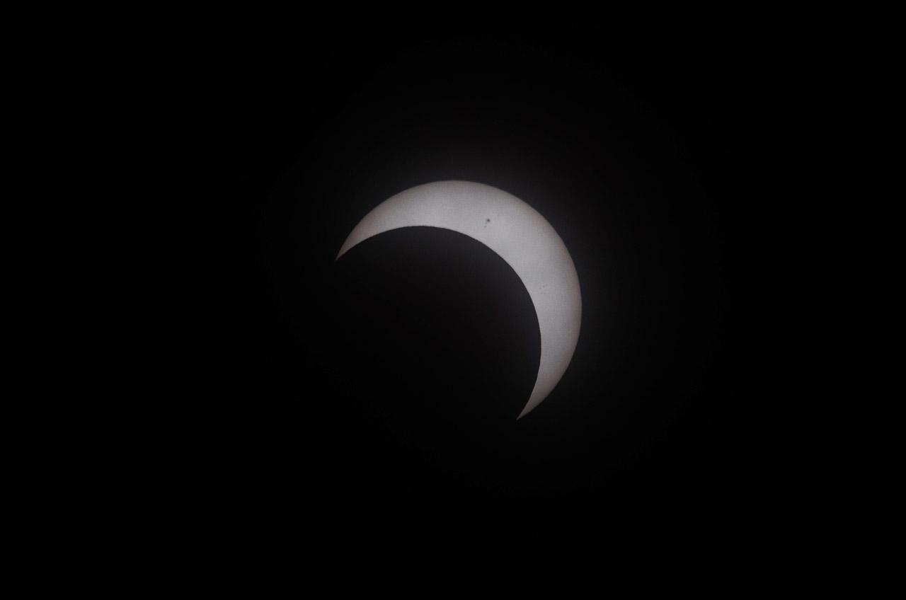 金環日食8