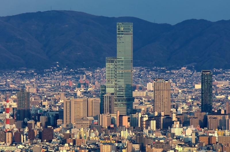 大阪府咲洲庁舎展望台 あべのハルカス
