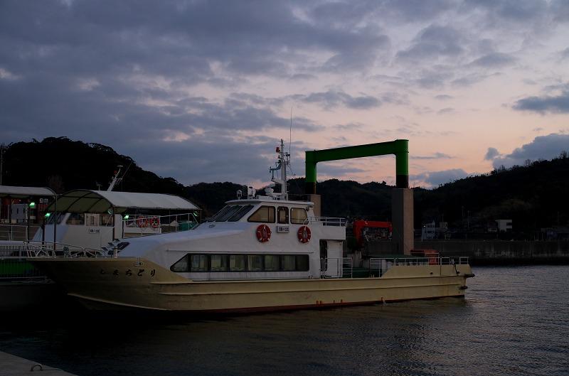 淡路島 沼島汽船 土生-沼島