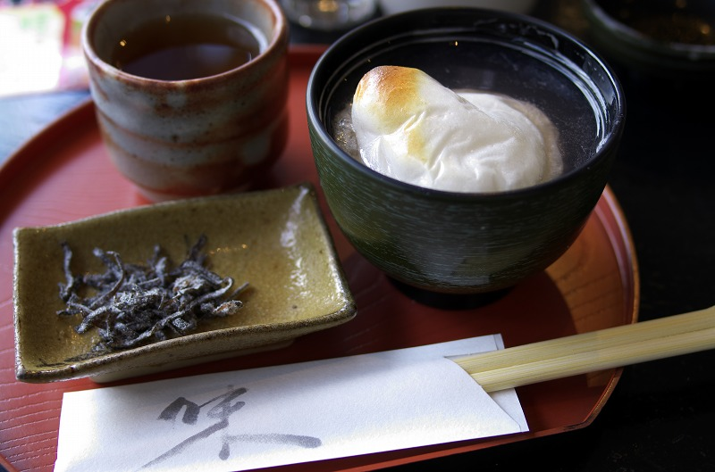 奈良 東大寺 雑煮