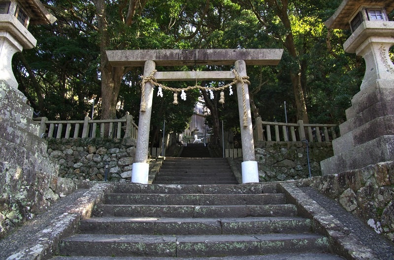 和歌山県有田市 須佐神社