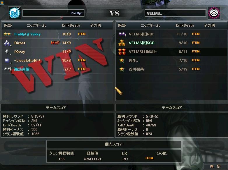 ProMpt戦