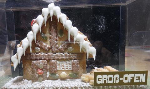クリスマス用お菓子