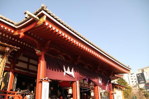 20 浅草寺