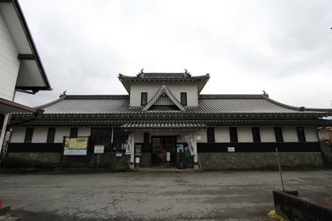 376 阿蘇下田城 ふれあい温泉駅