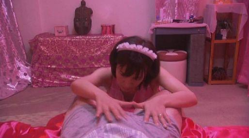 【さとう珠緒】男優の股間を触る濡れ場