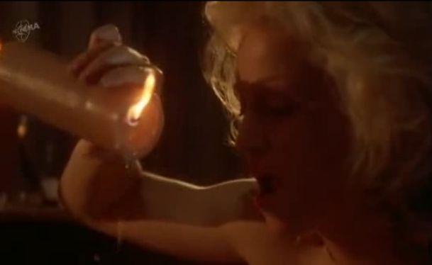マドンナ 映画『BODY/ボディ』で騎乗位セックスシーン