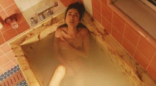 【星ようこ】風呂場でオナニーシーン