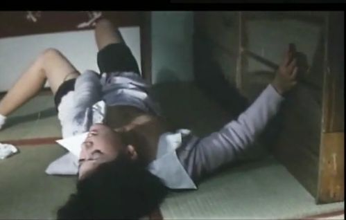 【白川和子】濡れ場&畳の上でオナニーシーン