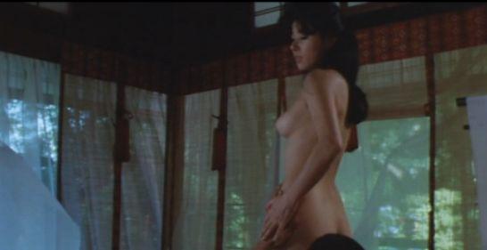 【小松みどり】全裸ヌード披露する濡れ場