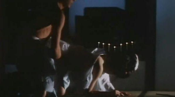 【宮下順子】バックから挿入される濡れ場