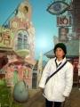 皇帝ダリア 公園 014