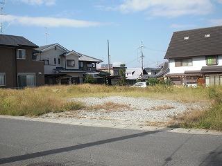 京田辺市土地 写真