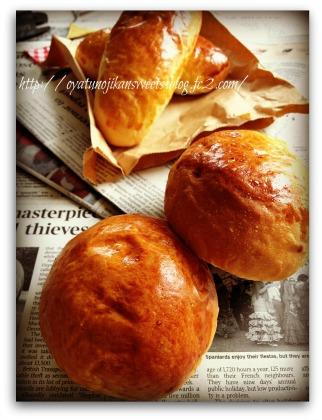 冷やしてパン