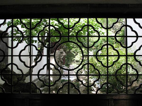 蘇州花窓5