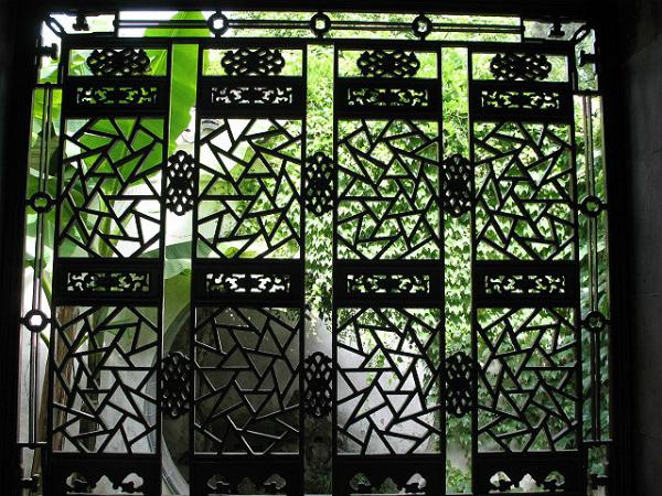 蘇州花窓6