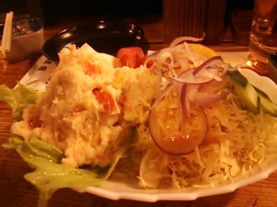 陣屋(ポテトサラダ)