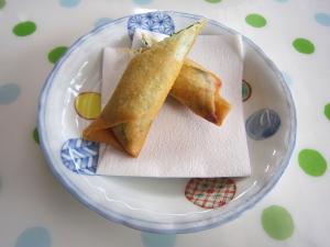 食いしん坊なパンチ