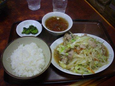 肉野菜セット