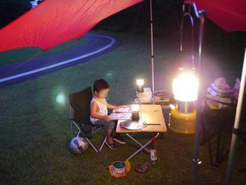 吹上海浜キャンプ 018