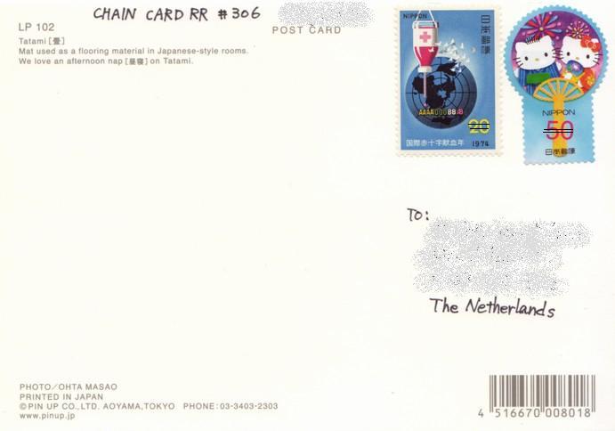 Chain Card RR #306