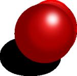 Inkscapeで立体ボール