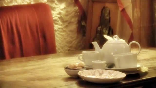 虎と小鳥のフランス日記 第38話 カフェ