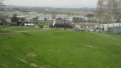 キトウシパークゴルフ場(東川町)