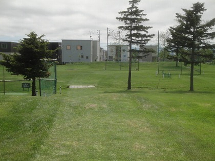 札幌市東区 王子ゴルフガーデン カリキIN 4H