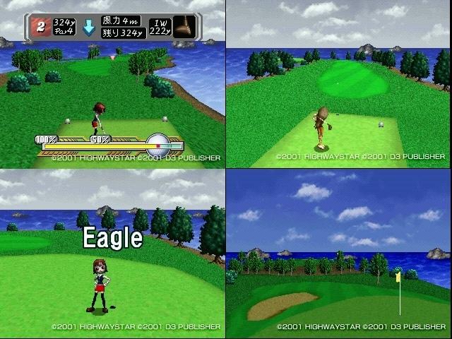 パークゴルフ研究・調査を中心とした雑記-SIMPLE1500シリーズ Theゴルフ_1