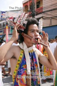 この記事「プーケットのギンジェー祭り・前編」の写真 (122-087)