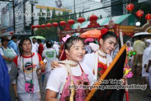 この記事「プーケットのギンジェー祭り・後編」の写真 (123-054)