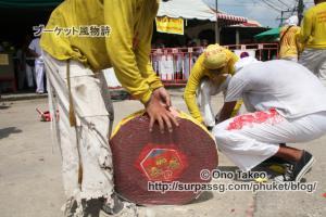 この記事「プーケット ギンジェー(ベジタリアン)祭り その3(パンガー県編)」の写真 (125-058)
