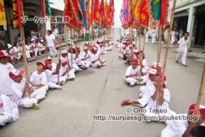 この記事「プーケット ギンジェー(ベジタリアン)祭り その3(パンガー県編)」の写真 (125-277)