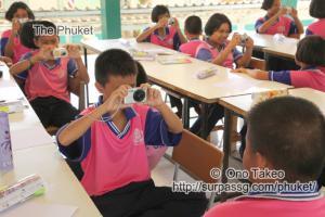 この記事「ヤオ ノイ島で写真の勉強会」の写真 (339-015)