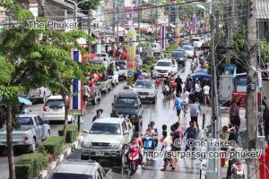 この記事「タイ・プーケット 水掛祭り」の写真 (356-380)
