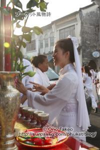 この記事「プーケット ギンジェー祭り その2(JUI TUI寺院編)」の写真 (359-026)